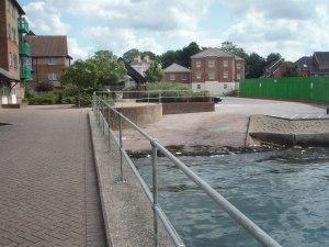 The Floating Bridge Hard