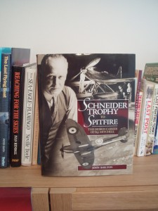 Schneider Trophy to Spitfire by John Shelton