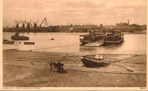 The Floating Bridge Woolston