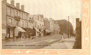 Portsmouth Road Woolston Southampton