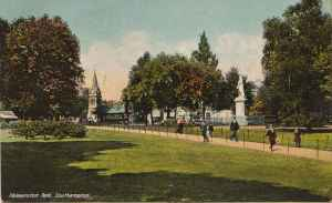 Palmerstone Park