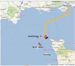 To Alderney