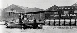 Supermarine Works c1919
