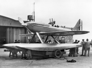 Supermarine S.6B of Schneider Trophy Fame!