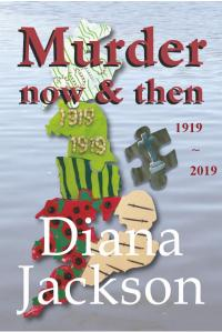Murder, now and then available on Amazon