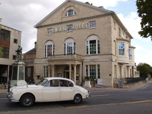 The Swan Hotel Bedford