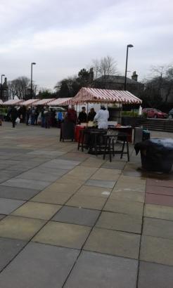 Farmer's Monthly Market, Kirkcaldy